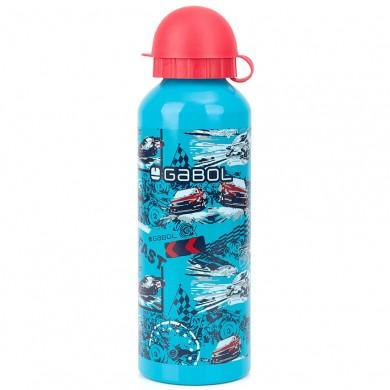 Метална бутилка за вода GABOL - Bumper 500 мл