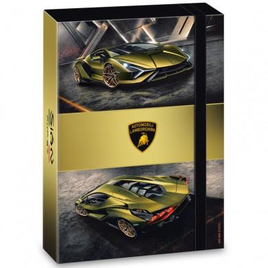 Кутия с ластик A4 Ars Una - Compact Lamborghini